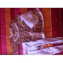 Vestido Tradicional De Chinita