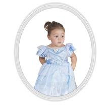 Disfraz De Niña Disney Ceniciente 12 A 24 Meses