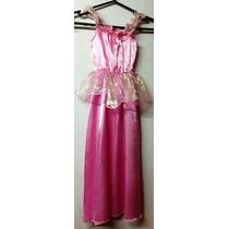 Disfraz Vestido De Princesa Talla 6
