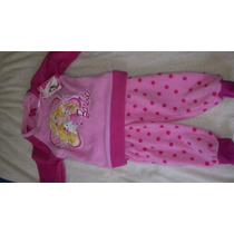 Pijamas Polar Disney Toy Story Cars Barbie $5.000 C/u