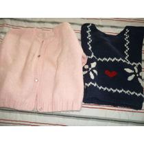 Sweter Niña Tejidos