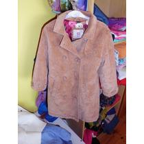Chaqueta Tela Gamuzada Baby Gap/ 4 A 5 Años Muy Bonita