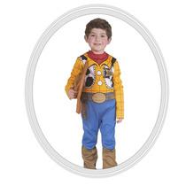 Disfraz De Niño Disney Toy Story Woody 6 A 7 Años