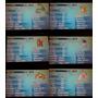 Pokemon Xy Shiny Y Normales Kalos Perfectos (25 X 4500)