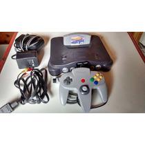 Nintendo 64 +juego / Accesorios Originales / Todo Funcional
