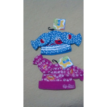 Gorritos Bebé Plaza Sesamo Conjunto Mitones