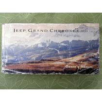 Manual Jeep Grand Cherokee Original