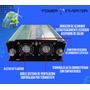 Inversor De Voltaje 12vdc/220vac 1500w Onda Sinusoidal Pura