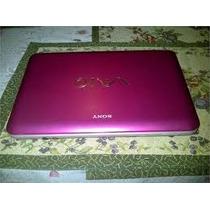 Netbook Sony Vaio Vpcm120al / Pcg-21311u Desarme