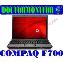 Notebook Desarme! Compaq Presario F700 Desarme!