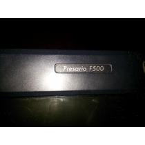 Notebook Compaq F500 En Desarme