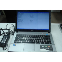 Placa Madre Notebook Xvision H7500 -i3 -2.4 Ghz-y Partes