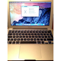 Apple Mac Macbook Air 11 2015 Casi Nuevo Garantía 128gb 1.6g
