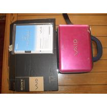 Netbook Sony Vaio Pcg-21311u Rosado