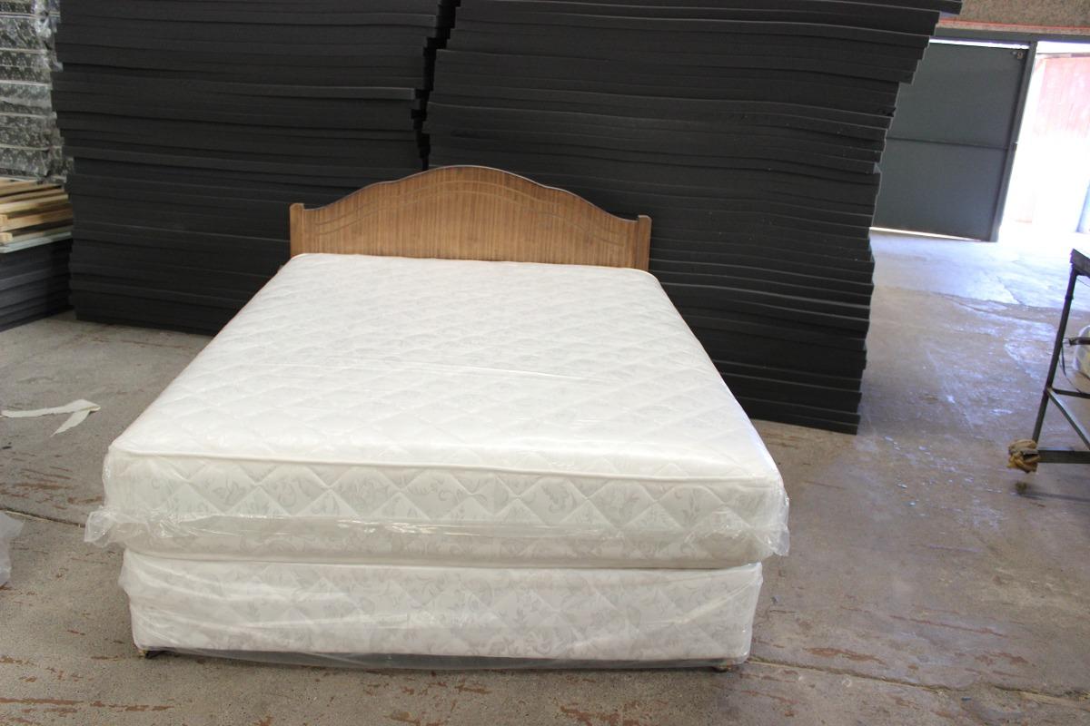 Oferta unica cama de 2 plazas en mercadolibre for Cama 2 plazas oferta