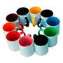 Tazones Para Estampar Sublimacion Color Grado A 11oz 36unid