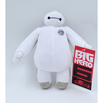 Baymax Peluche Big Hero 6 Grandes Heroes 18cm