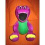Peluche Barney Que Canta 32cm De Alto