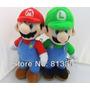 Peluches Super Mario Bros ¡mas De 15 Modelos Diferentes!