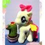 Peluche My Little Pony Fluttershy, Pinkie Pie, Rarity Y Más