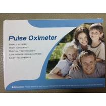 Oxímetro De Pulso Pediátrico Para Dedo Modelo Cms 50qb