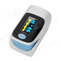 Oximetro Pulso Saturación Oxigeno Pulso Cardiaco