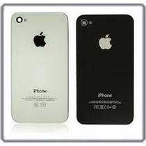 Tapa Trasera Para Iphone 4s Instalada