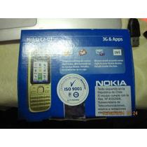 Pantalla Celular Nokia C2 01