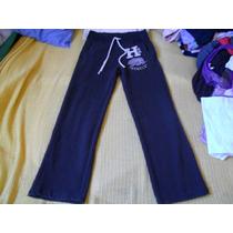Excelente Pantalon De Buzo Hollister Talla S
