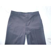 Pantalon Vestir Hombre Harris & Frank Flat Front