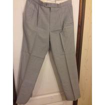 Pantalon De Terno Formal Talla 48 Marca Bagir