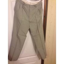 Pantalon De Terno Formal Talla 48 Marca Eagle Clothes