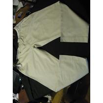 Pantalon De Vestir Polo De Ralph Lauren Talla W44 L30 Sin U
