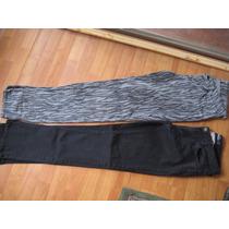 Blue Yeans,elasticados, Pitillos, Negro, Gris, Tallas 40/42