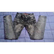 Jeans Gris Marca Cacao Talla 14