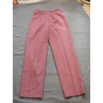 Pantalon De Vestir Burdeo