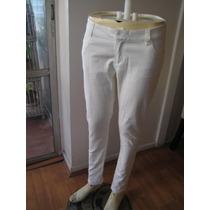 Pitillo Yeans Color Crema, Cherokee, Talla 38