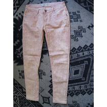Pitillo Yeans Color Damasco,marca Boulevard Talla 40