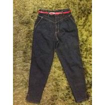 Bellos Jeans Vintage Retro Pretina Alta Cintura