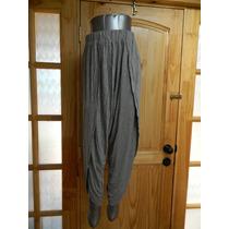 Pantalon Bombacho Algodon