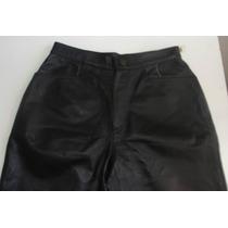 Pantalon Cuero Mujer Talla 34
