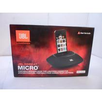 Parlante Portable Jbl Onbeat Micro Conector Lightning