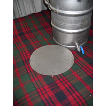 Fondo Falso Maceración Cerveza Acero Inoxidable