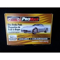 Jeep Patriot Pastillas Traseras Promax Ceramicas 101037