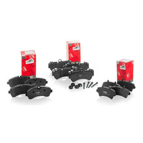 Honda Integra 91-93 Pastillas Traseras Trw Alemania 499