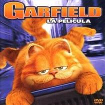 Dvd Original : Garfield La Pelicula - Dia Del Niño - Navidad