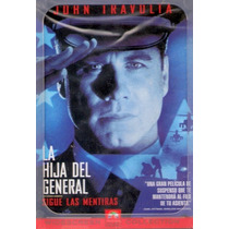Animeantof: Dvd La Hija Del General - John Travolta S. West