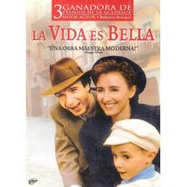Animeantof: Dvd La Vida Es Bella- Vita E Bel Roberto Benigni
