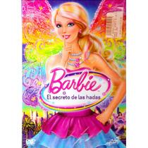 Animeantof: Dvd Barbie Y El Secreto De Las Hadas - Navidad
