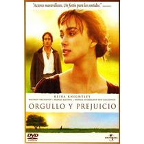 Dvd Original: Orgullo Y Prejuicio Keira Knightley- Pride